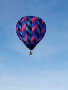 Ballon Flight Dec 15th 8