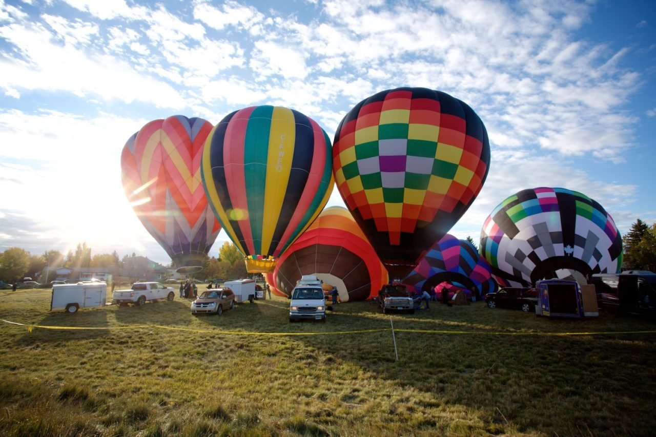 heritage inn international balloon festival 2018